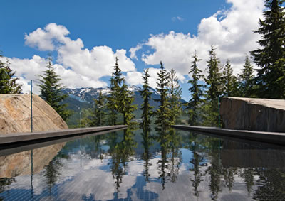 Trends - Infinity Edge Pools